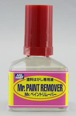 Mr.Paint Remover - čistič 40ml