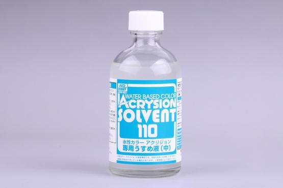 Acrysion Thinner - ředidlo 110 ml