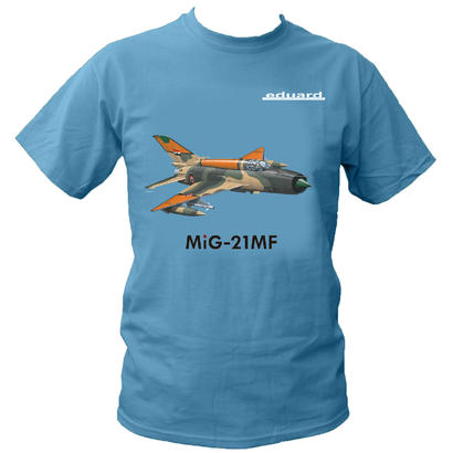 T-Shirt EDUARD-MiG-21MF (XL) - cars  - 1