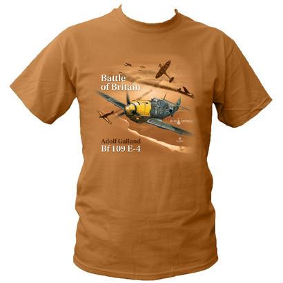 T-Shirt Bf 109E (XXL)  - 1