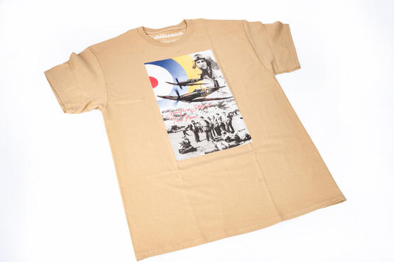 THE SPITFIRE STORY T-shirt (L)