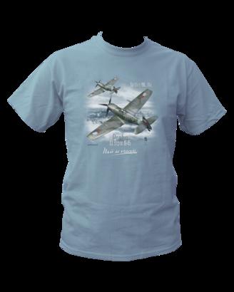 "T-shirt ""Nasi se vraceji"" color / Rezava vrtule (M)"