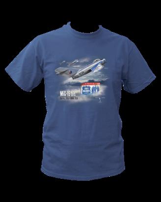 """T-Shirt """"Československé patnáctky"""" (MiG-15) (XXL)  - 1"""