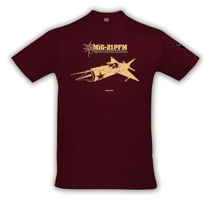 T-shirt MiG-21PFM (M)  - 1