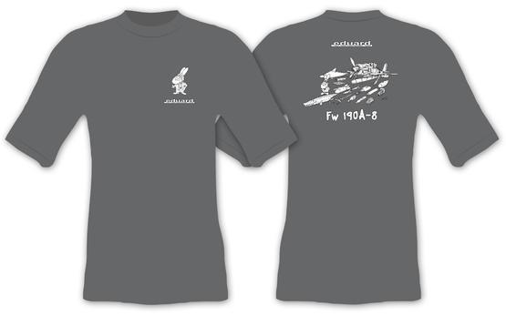 Fw 190A-8 t-shirt  XL  - 1