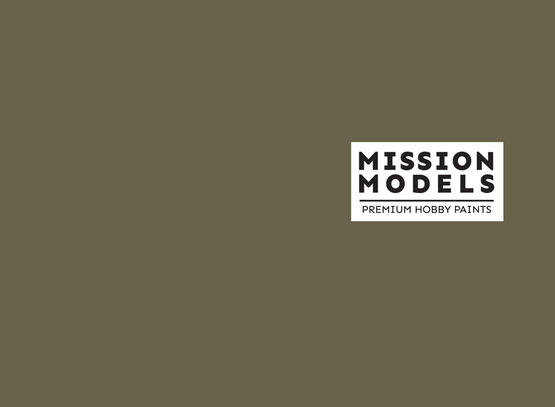 Mission Models Paint - US Army Khaki Drab FS 34088 30ml