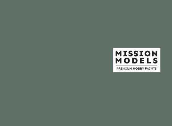 Mission Models Paint - SAC Bomber Green FS 34159 30ml