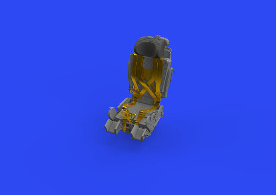 MiG-21MF ejection seat 1/72  - 2