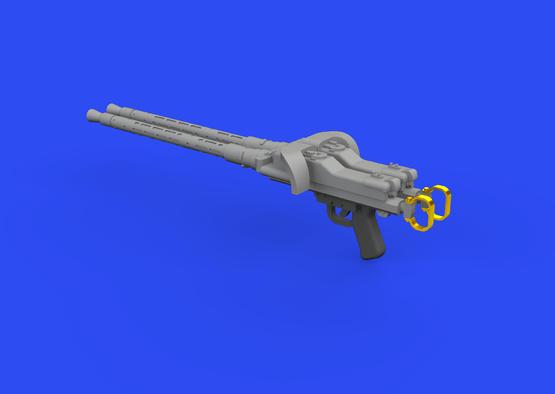 MG 81Z gun 1/32  - 2