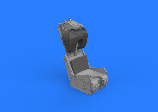 F-8 Crusader ejection seat 1/48  - 2