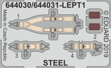 P-51D-15+ LööK 1/48  - 2