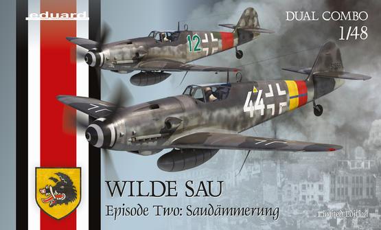 WILDE SAU Episode Two: Saudämmerung 1/48  - 2