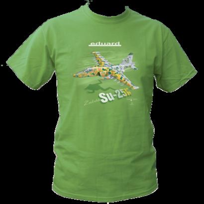 "Su-25K & T-shirt size ""XL"" 1/48  - 2"