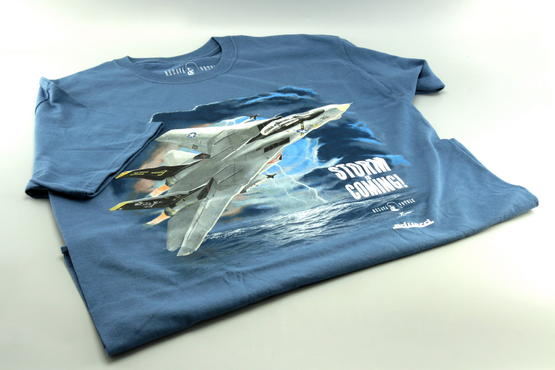 Danger Zone + T-shirt (XXXL) 1/48  - 2