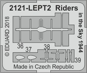 Riders in the Sky 1944 PE-set 1/72  - 2
