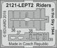 Riders in the Sky 1944 PE-set 1/72 - 2/2
