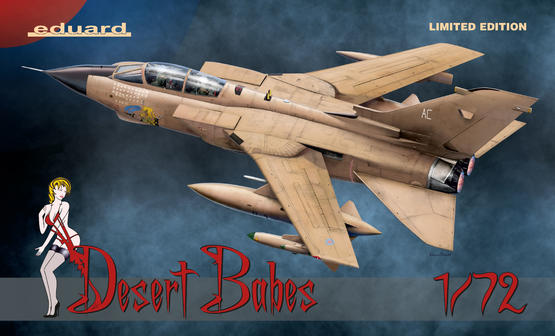 DESERT BABES 1/72  - 2