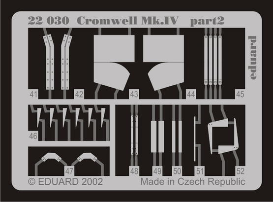 Cromwell Mk.IV 1/72  - 2