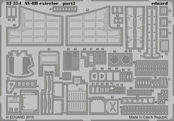 AV-8B exterior 1/32  - 2
