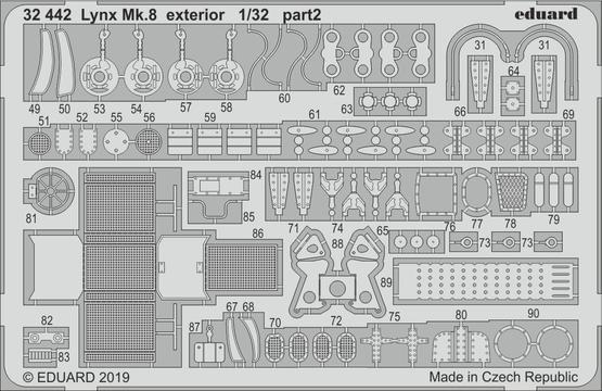 Lynx Mk.8 exterior 1/32  - 2