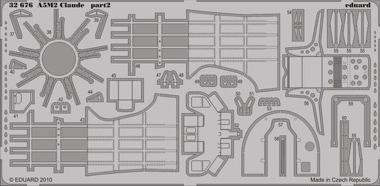 A5M2 Claude S.A. 1/32  - 2