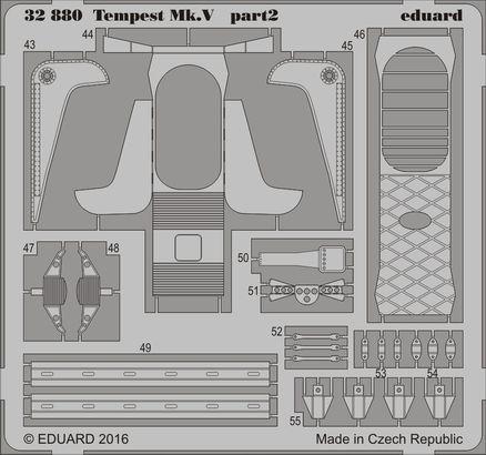 Tempest Mk.V 1/32  - 2