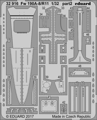 Fw 190A-8/R11 1/32  - 2