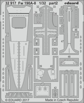 Fw 190A-8 1/32  - 2
