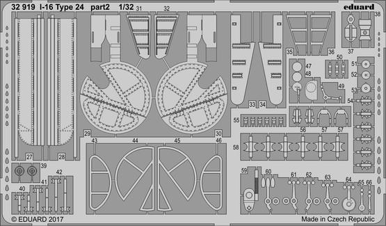 I-16 Type 24 1/32  - 2