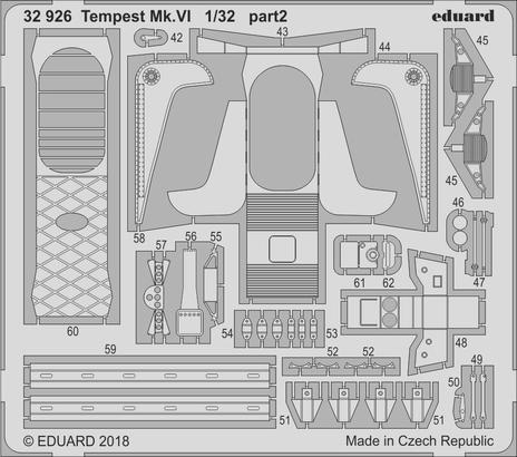 Tempest Mk.VI 1/32  - 2
