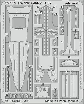 Fw 190A-8/R2 1/32  - 2