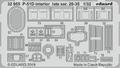 P-51D интерьер, поздние версии 20-35 1/32 - 2/2