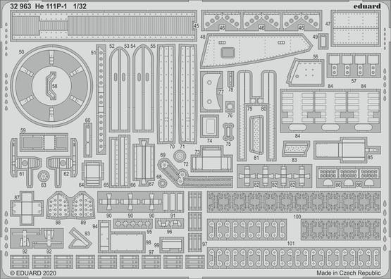 He 111P-1 1/32  - 2