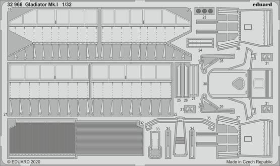グラディエーター Mk.I 1/32  - 2