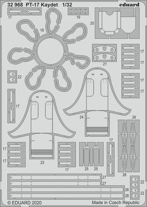 PT-17 Kaydet 1/32  - 2
