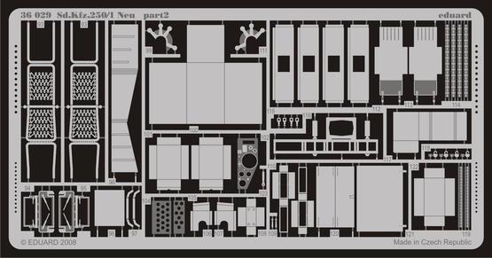 Sd.Kfz.250/1 Neu 1/35  - 2