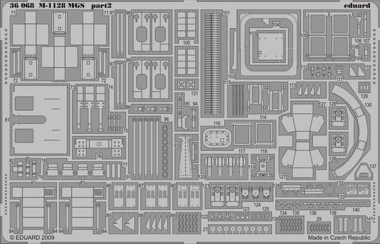 M-1128 MGS 1/35  - 2