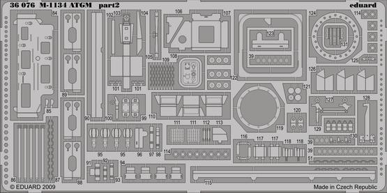 M-1134 ATGM 1/35  - 2