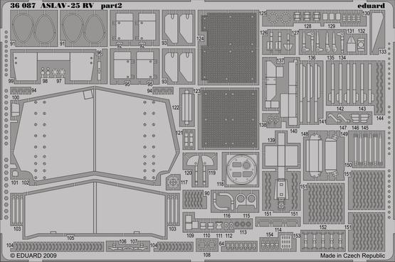 ASLAV-25 RV 1/35  - 2