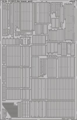 M-1130 CV Slat Armour 1/35  - 2