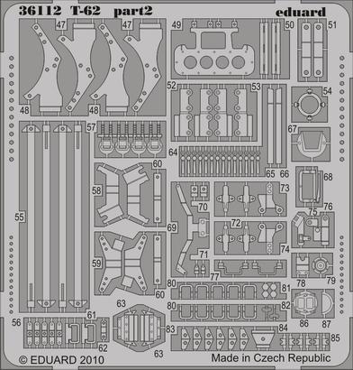 T-62 1/35  - 2