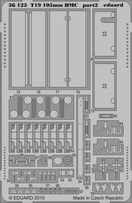 T19 105mm HMC 1/35  - 2