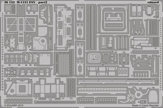 M-1131 FSV 1/35  - 2