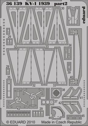 KV-1 1939 1/35  - 2