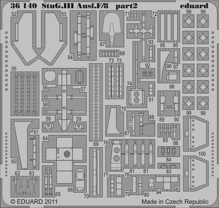 StuG.III Ausf.F/8 1/35  - 2