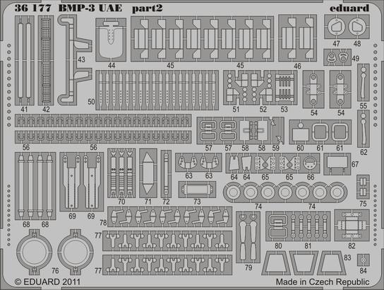 BMP-3 UAE 1/35  - 2
