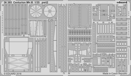 Centurion Mk.III 1/35  - 2