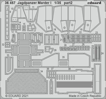 Jagdpanzer Marder I 1/35  - 2
