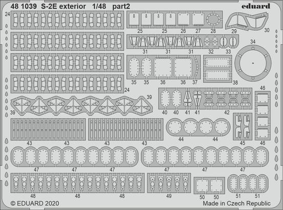 S-2E exterior 1/48  - 2