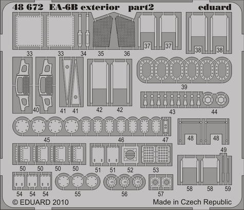 EA-6B exterior 1/48  - 2